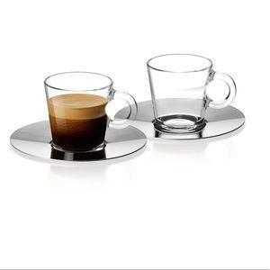 Nespresso View Espresso Glasses